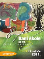 program - Glazbeno učilište Elly Bašić