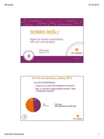 1_Rezultati istraživanja 2014 - Barbara Ruzic