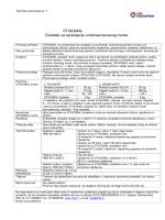 Tehnička informacija br - STIG inženjering d.o.o.