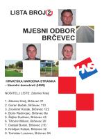 Letak MO Brčevec