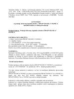 Prodaja državnog kapitala u društvu ŠIPAD - Vlada SBK