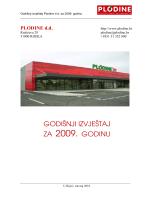 ZA 2009. GODINU