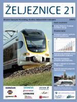 Željeznice 21 3/13 - HŽ Infrastruktura