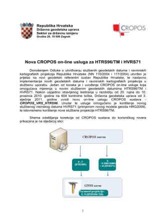 CROPOS on-line usluga za HTRS96/TM i HVRS71714.91 KB