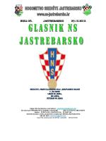 glasnik 28 - NS Jastrebarsko
