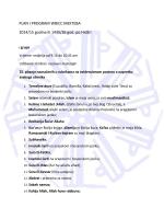 PLAN I PROGRAM WBICC MEKTEBA 2014/15 godina ili 1435/36