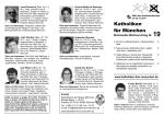 Katholiken für München - Erzbistum München und Freising