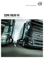 Σειρα Volvo FH Οδηγός προϊόντος 5.5 MB
