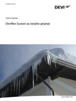 Deviflex Sustavi za vanjsko grijanje