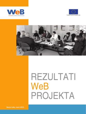 Brošura o projektnim rezultatima