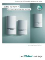 Plinski zidni visokoučinkoviti kondenzacijski uredjaji (5922