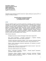 Strateški program znanstvenih istraživanja