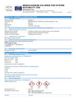 benzalkonium chloride for system suitability crs