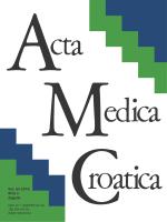 Vol 64 - Broj 3.pdf - Akademija medicinskih znanosti Hrvatske