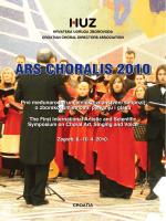 AC 2010 - Choral Croatia
