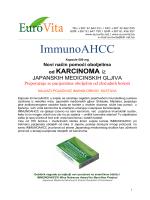 ImmunoAHCC - EuroVita BiH