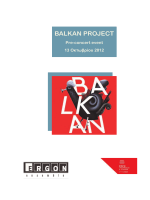 BALKAN PROJECT - Ergon Ensemble