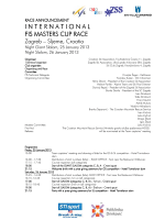 internationalinternat ional fis masters cup race