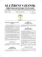 službeni 9 2011.indd - Šibensko