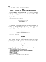 Zakon o organskoj proizvodnji - Ministarstvo poljoprivrede i ruralnog