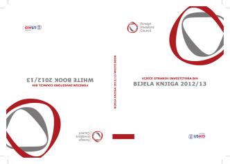 bijela knjiga 2012/13