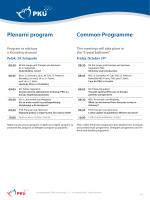 Preuzmi program konferencije