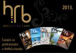Časopis za profesionalce u HoReCa kanalu