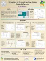 Simulacijsko istraživanje dinamičkog vladanja industrijskih procesa