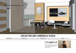 Prezentacija projekta - UREĐENJE INTERIJERA