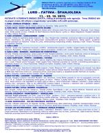 LURD – FATIMA - ŠPANJOLSKA