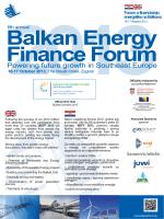 BEFF 2013 agenda - Turkish American Chamber of Commerce of