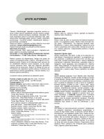 upute autorima - Edukacijsko-rehabilitacijski fakultet