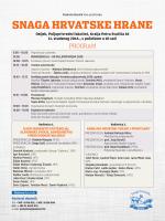 Konferencija Snaga hrvatske hrane