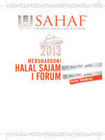I FoRUM - SAHAF.ba