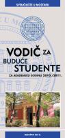 ovdje. - Sveučilište u Mostaru