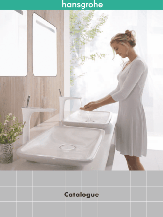 Catalogue - Hansgrohe