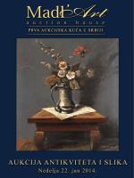 35. Aukcija antikviteta i slika