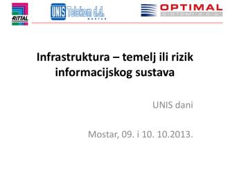 Dejan Dokmanović - Unis Telekom Dobrodošli