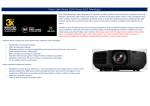 Colour Light Output (CLO) i Epson 3LCD Tehnologija