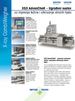 XS3 AdvanCheK Checkweigher and X-ray Combination