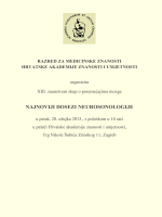 U HAZU znanstveni skup MOZAK KOJI TRAJE_20.03._poziv i program