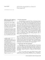 Arhivska legislativa u Bosni i Hercegovini