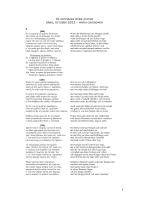 Paradeigmata - Rimes Agapis