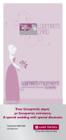 Woman`s Moment