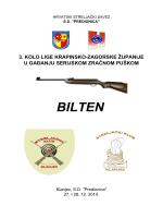 BILTEN - Strijelac.net
