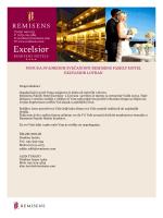 ponuda svadbenih svečanosti remisens family hotel excelsior lovran