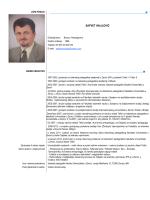 Prof. dr. Safvet Halilović