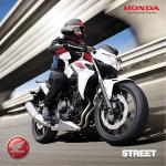 Street - Honda Motorcycles