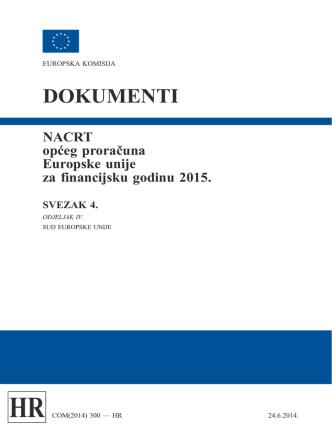 4 Odjeljak Sud Europske unije - EUR-Lex