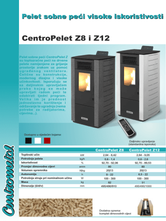 Centrometal CentroPelet